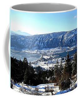 Jewel Of The Okanagan Coffee Mug