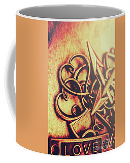 Jewelry Love Background Coffee Mug
