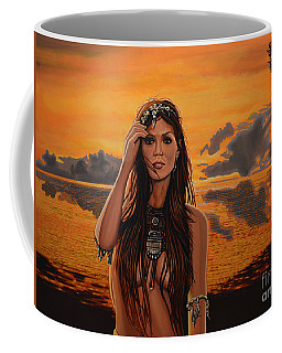Jewels Of Costa Rica Coffee Mug