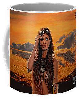 Jewels Paintings Coffee Mugs