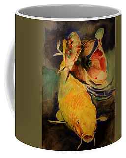 Jewels Of Lakes. Coffee Mug