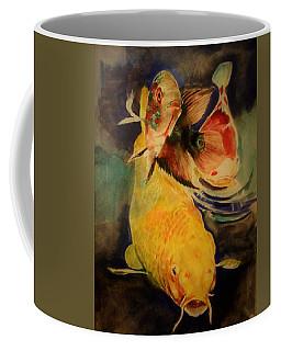 Jewels Of Lakes. Coffee Mug by Khalid Saeed