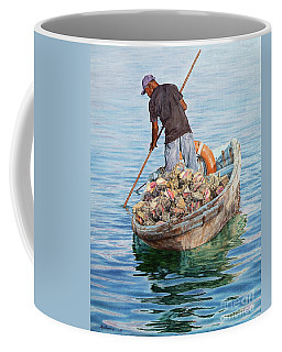 Jewels Of The Sea Coffee Mug