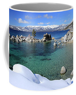 Jewels Of Winter Coffee Mug