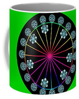 Jewish Calendar Coffee Mug