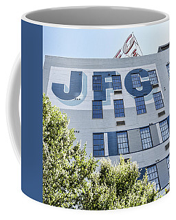 Jfg Looking Up Coffee Mug