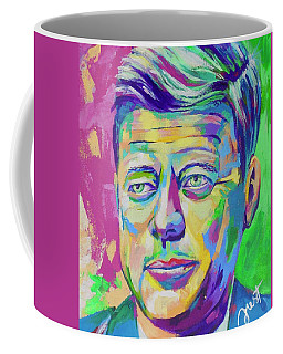 JFK Coffee Mug