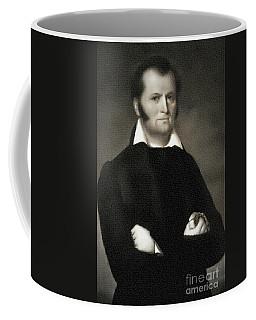 Jim Bowie - The Alamo Coffee Mug
