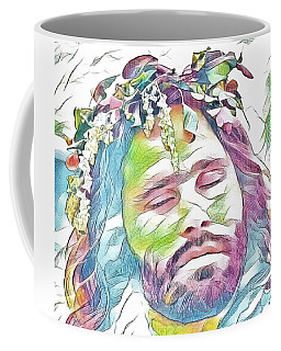 Jim Morrison Coffee Mug