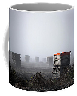 Jim Coffee Mug by Nicki McManus