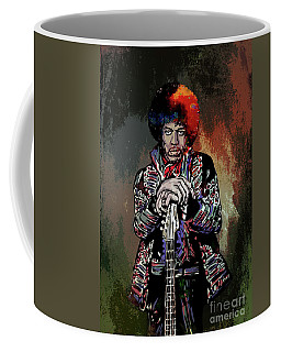 Jimi  Coffee Mug
