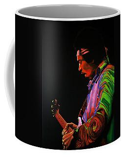Jimi Hendrix 4 Coffee Mug