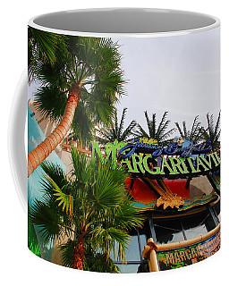 Jimmy Buffets Margaritaville In Las Vegas Coffee Mug