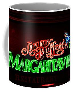 Jimmy Buffett's Margaritaville Coffee Mug