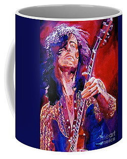 Jimmy Page Coffee Mug