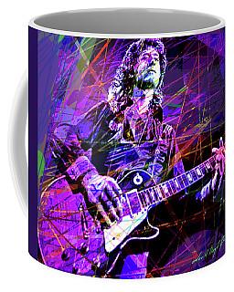 Jimmy Page Solos Coffee Mug