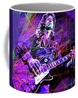 Jimmy Page Solos Coffee Mug