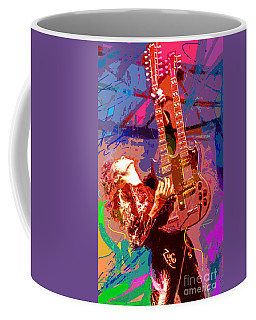 Jimmy Page Stairway To Heaven Coffee Mug