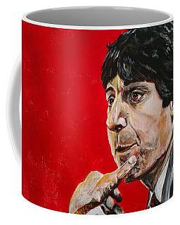 Jimmy V Coffee Mug