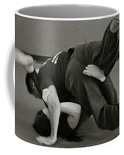 Jiu Jitsu Coffee Mug