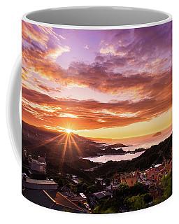 Jiufen Sunset Coffee Mug
