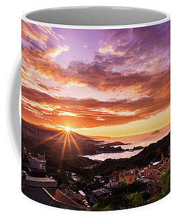 Jiufen Sunset Coffee Mug