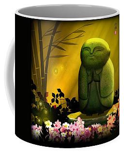 Jizo Bodhisattva Coffee Mug