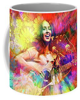 Joan Baez Coffee Mug