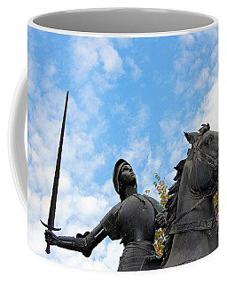 Joan Of Arc In Meridian Hill Park Coffee Mug