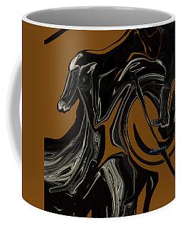Jockey Made A Boo Boo Coffee Mug