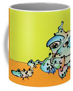 Joe Cat Coffee Mug