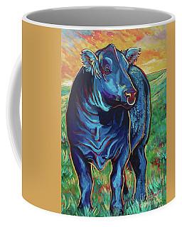 Coffee Mug featuring the painting Joe by Jenn Cunningham