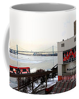 Joe Louis Arena Coffee Mug