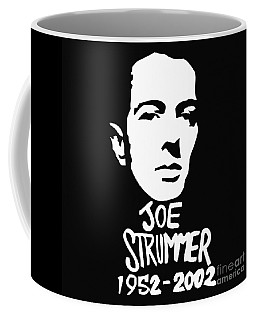 Joe Strummer Coffee Mug
