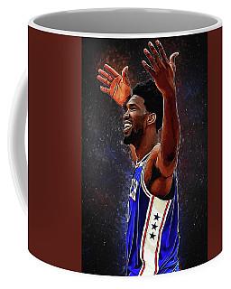 Joel Embiid Coffee Mug