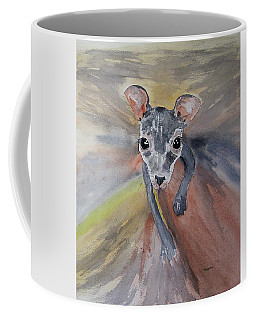 Joey In Mums Pouch Coffee Mug