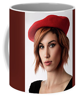 Johanna Beret Short Coffee Mug
