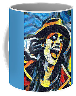 Johannes Coffee Mug