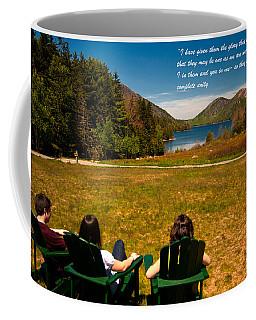 John 17 22-23 Coffee Mug