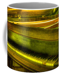 John Broadwood And Sons Piano Coffee Mug