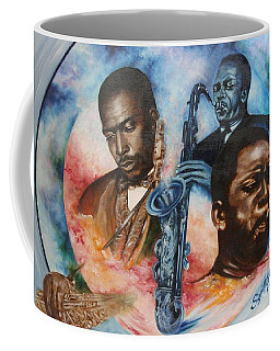 John Coltrane - Jazz Coffee Mug