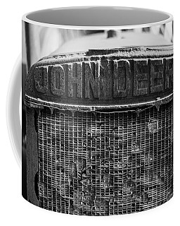 John Deere In Monochrome Coffee Mug