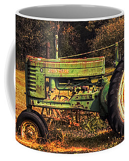 John Deere Retired Coffee Mug