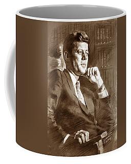 John Fitzgerald Kennedy Coffee Mug