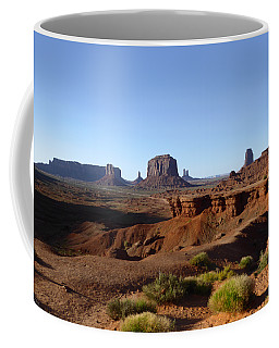 John Ford Point Coffee Mug