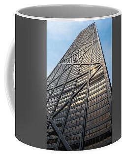 John Hancock Center Chicago Coffee Mug
