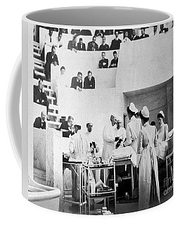 John Hopkins Operating Theater, 19031904 Coffee Mug