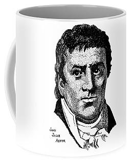 John Jacob Astor Coffee Mug