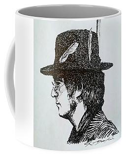 John Lennon Coffee Mug