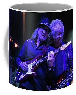 John Lodge At Fergs Coffee Mug by Melinda Saminski